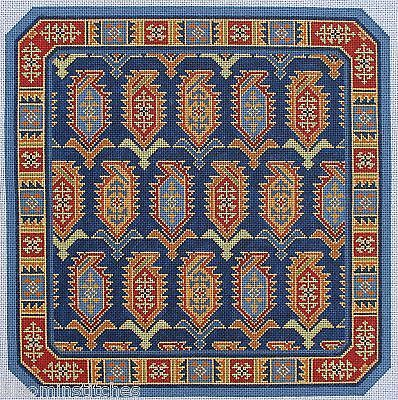 CanvasWorks Marsali Hand Painted Needlepoint Canvas