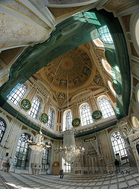 Ortaköy Mosque, Turkey