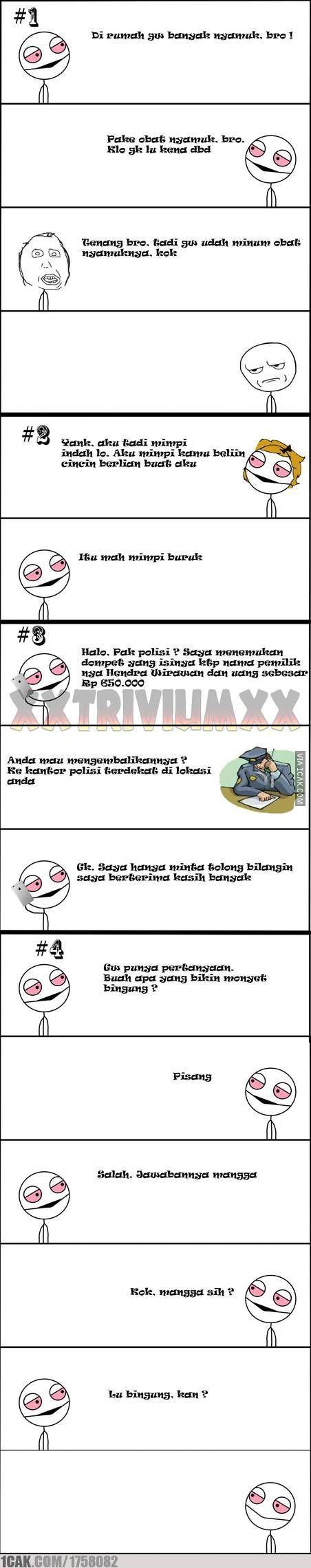 Be Like Bro Jokes #1 (Pake B.Indonesia)