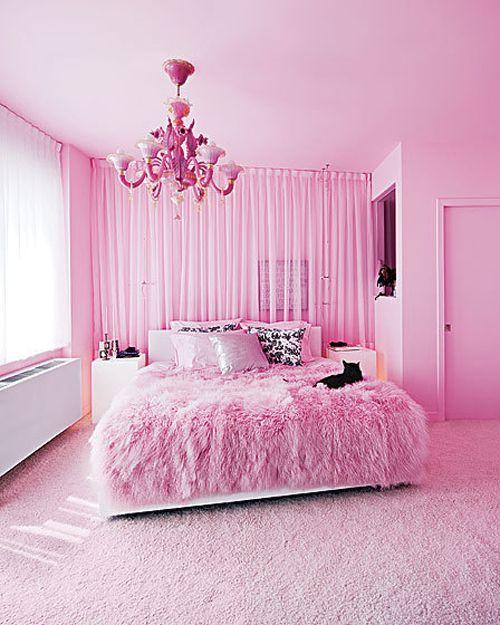 25 beste idee n over roze muren op pinterest verf kleur pallets tiener slaapkamer kleuren en - Tiener slaapkamer kleur ...