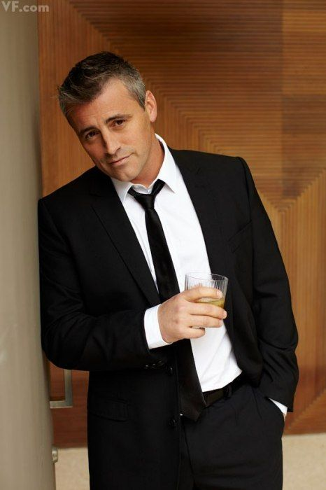 Matt LeBlanc.  ok, i'm not going to lie.  i think he is so much hotter now than when he was on friends.  who's with me??