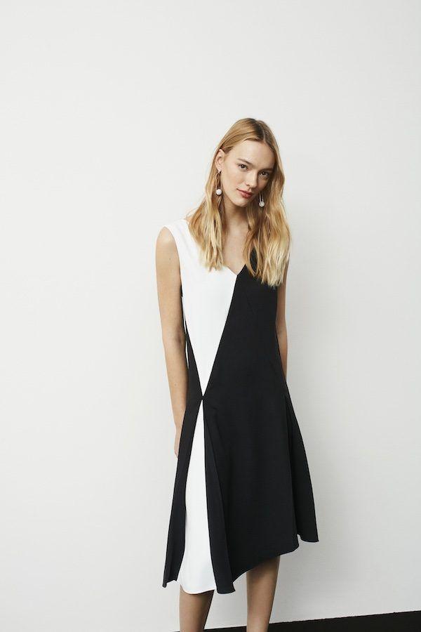 Catálogo Purificación García Otoño Invierno 2021 Moda En Pasarela Moda De Otoño Casual Moda Vestido Bicolor
