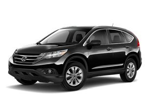 2014 CR-V EX-L with Honda Satellite-Linked Navigation System™ $30,445. If I get a Honda CR-V in the future this trim is exactly what I'd like to have. A nice drive, safe, and reliable.Nobody can beat Honda's multi-view back up camera, which I thought was a very nice safety feature in this SUV.