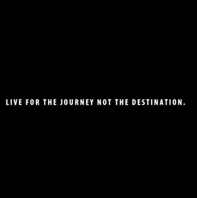 live for the journey not the destination, words, quotes: The Journey, Thoughts, Destinations, Heart, Words Art A, Words Quotes, Quotes Words, Living, Flowing Quotes