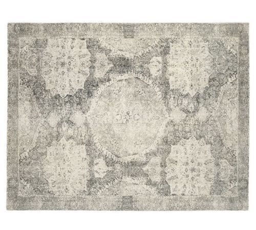 """Pottery Barn Barret Wool Grey 8' X 10"""" Wool Area Rug NEW - Authentic   Home & Garden, Rugs & Carpets, Area Rugs   eBay!"""