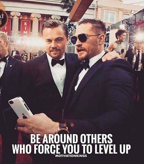 👊🏼 People inspire you, or they drain you - pick them wisely