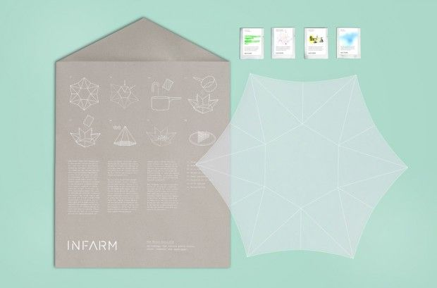 Microgarden Par Tomorrow Machine Mini Serre Culture Indoor Et Design Suedois