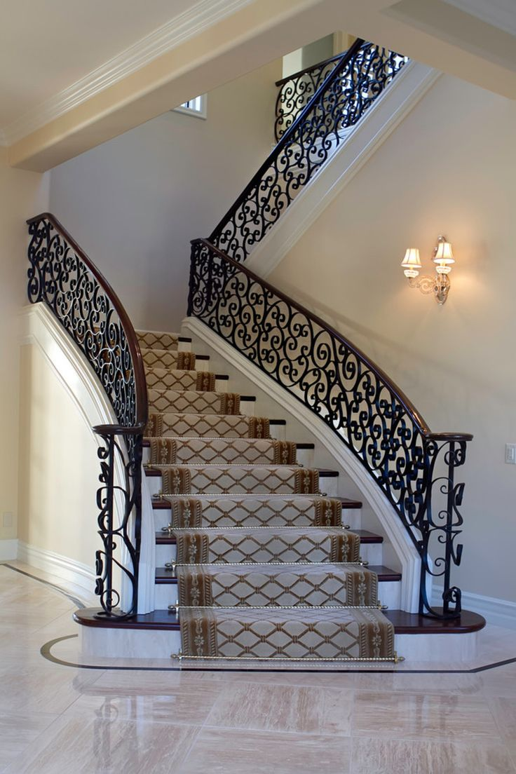 428 Best Images About Staircase Railings On Pinterest