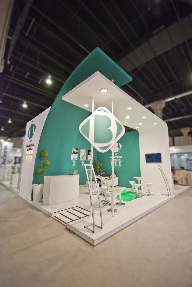 Modern Exhibition Booth : Best images about exhibition display ideas on