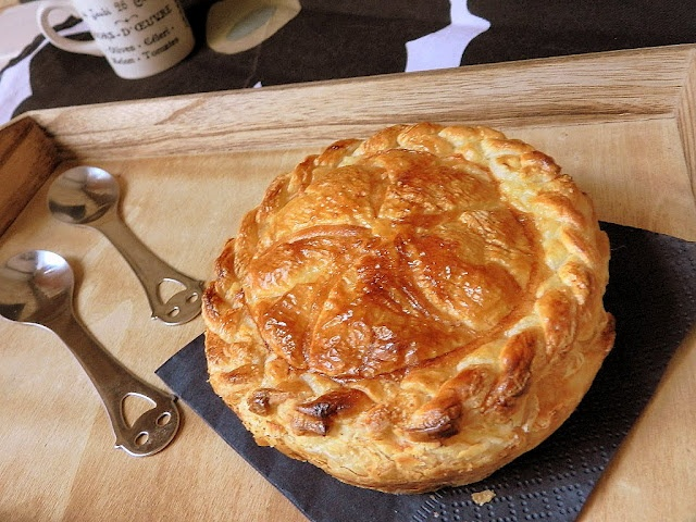 Pithiviers | Pithiviers Recipes | Pinterest