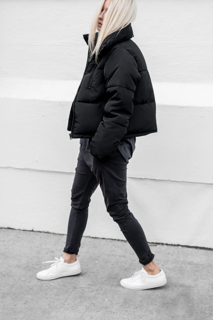 5 Stylish Gender Fluid Clothing Items Just in Time For Winter  Puffer Jacket  Dress Pants  Outfit Tips