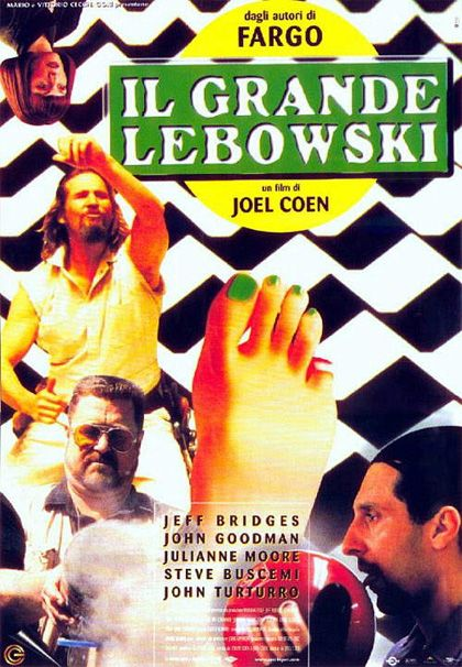 Il grande Lebowski, Film.