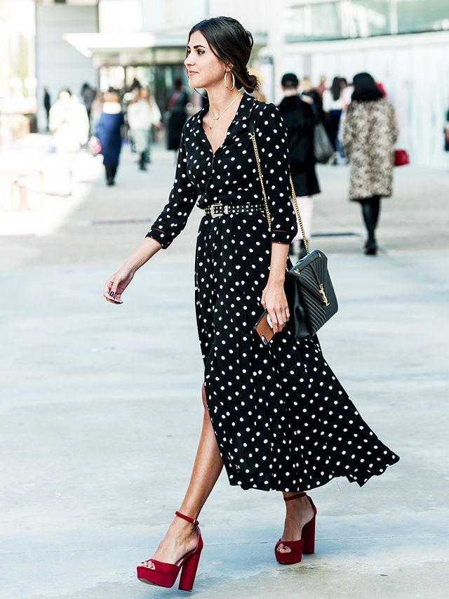 Valentine's Day outfits: the LBD