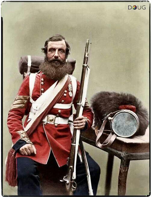 Sergeant William Knapp, 1856. hero of the Crimea