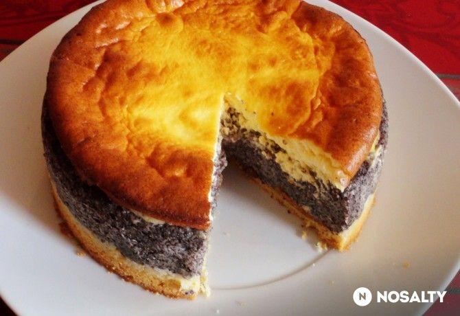 Türingiai mákos sütemény