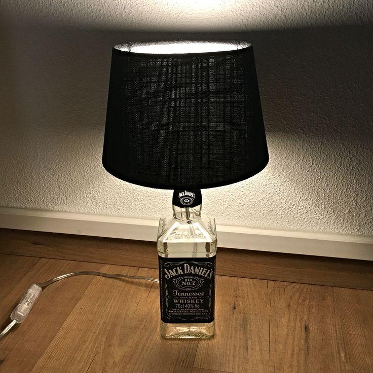 17 Best Ideas About Jack Daniels Lamp On Pinterest