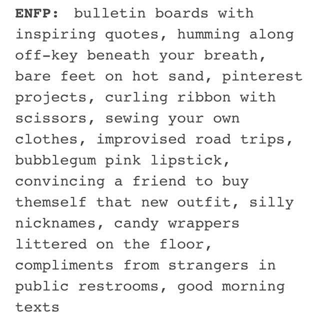 enfp relationship advice
