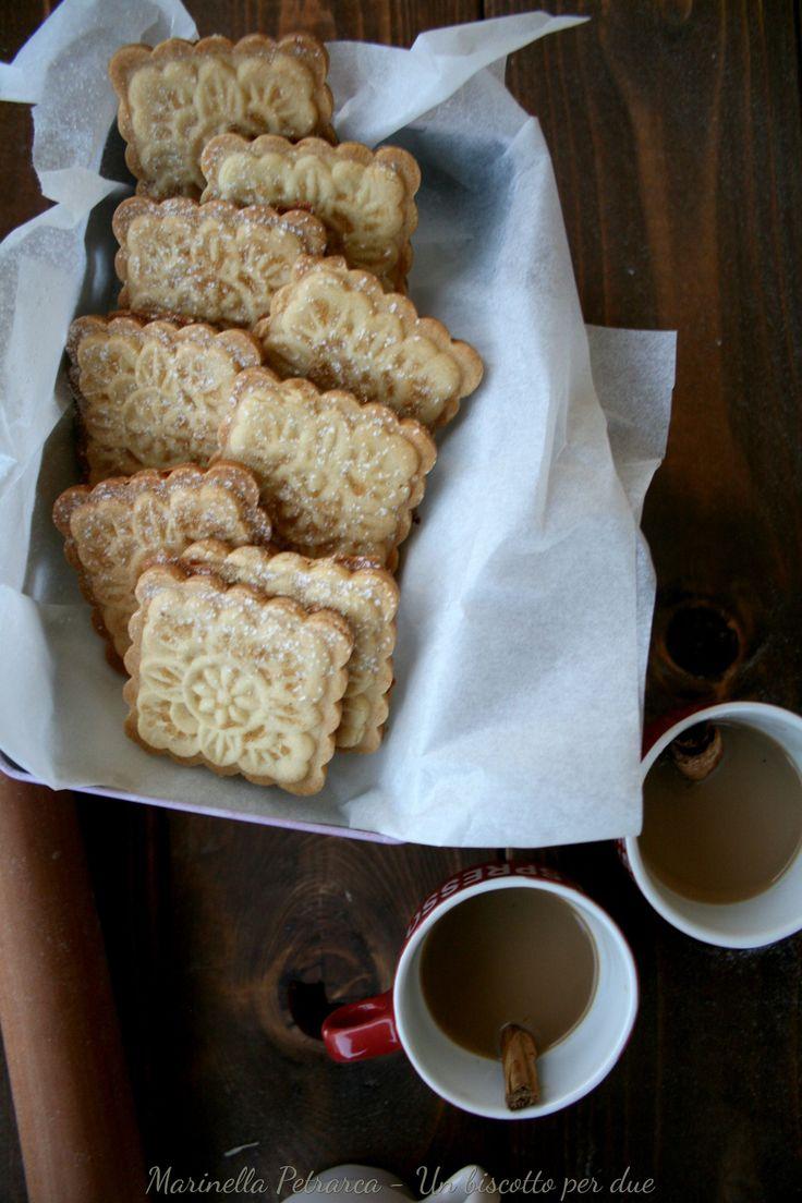 Biscotti miele e cannella