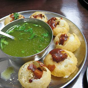 Pani puri | 26 Traditional Indian Foods That Will Change Your Life Forever