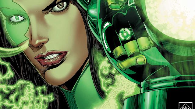 Weird Science DC Comics: Green Lanterns Rebirth #1 Review and *SPOILERS*