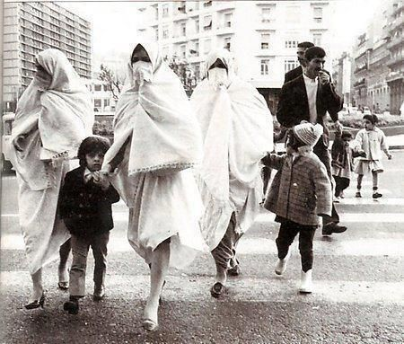 Femme Algéroise.