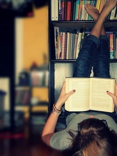 reading/relaxing