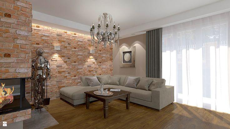Salon styl Kolonialny - zdjęcie od Home Atelier Aneta Rosińska-Dadsi - Salon - Styl Kolonialny - Home Atelier Aneta Rosińska-Dadsi