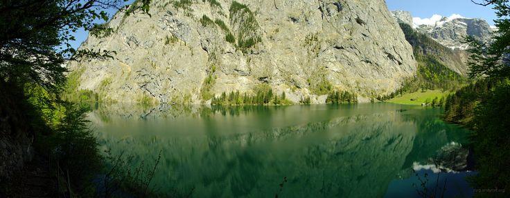 Obersee und Talwand