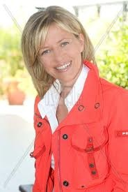 Donatella Bianchi, giornalista, scrittrice e conduttrice televisiva italiana nata a La Spezia, Liguria, Italy