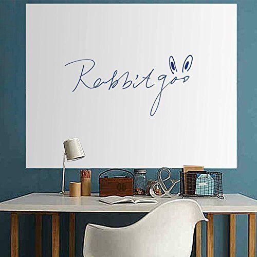 Rabbitgoo® Wall Sticker Wall Paper Thick Whiteboard Stick... https://www.amazon.com/dp/B01CFTAFSK/ref=cm_sw_r_pi_dp_x_1JydybE0SHA3P