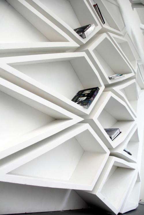 A Arquitetura de um Mobiliário   Design Set - Live for Inspiration // Um #mobiliário que se comporta como uma peça de #arquitetura.
