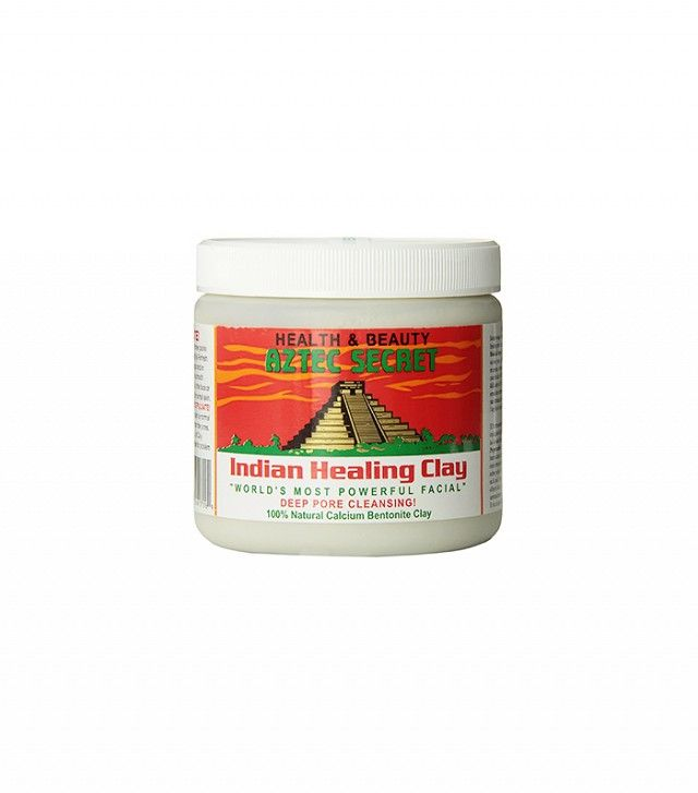 10 Little-Known Products With Over 1000 Positive Reviews on Amazon | Aztec Secret Indian Healing Clay Deep Pore Cleansing ($8) l Byrdie
