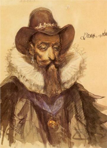 Sigismund III Vasa - Jan Matejko