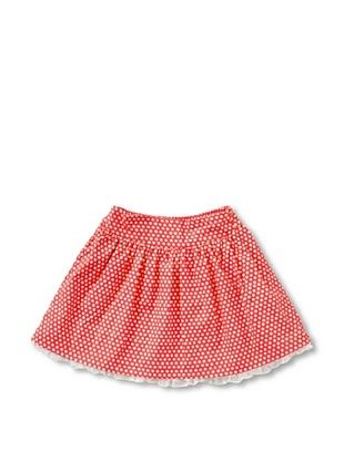 71% OFF Room 7 Girl's 2-6X Sing Song Skirt (Red Stars)