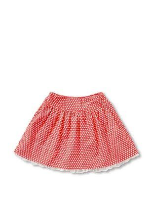 71% OFF Room 7 Girl's 2-6X Sing Song Skirt (Red Stars)