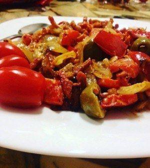 Koolhydraatarm Wok Recept met Spekjes