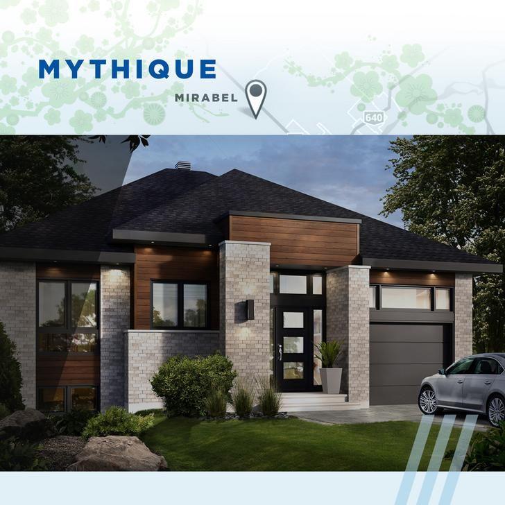18 best Maisons neuves - Montréal images on Pinterest - aide pour construire une maison