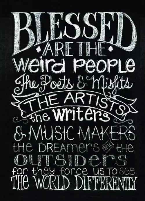 artist, weird, and music image