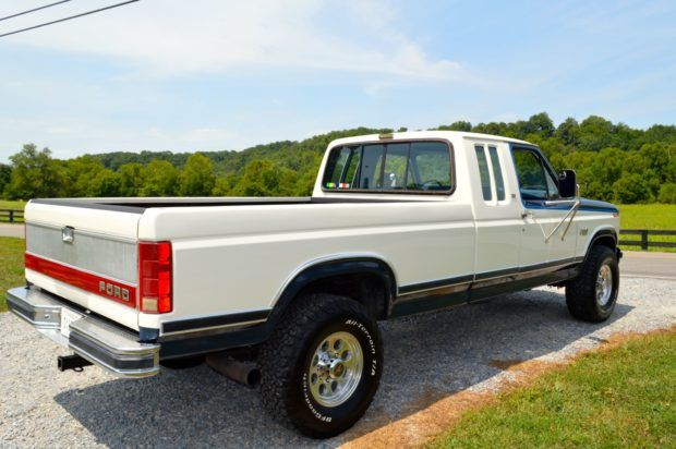 1986 Ford F 250 Xlt Lariat Supercab 4x4 4 Speed Ford Pickup Trucks F250 Ford Trucks
