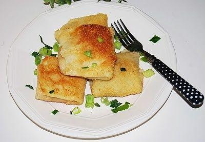 Krokiety z makrelą wędzoną