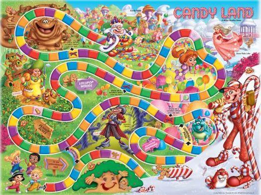 Candyland King Candy Newer, horribler Candy...