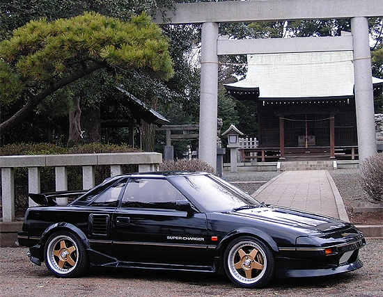 Toyota MR2. Japanese CarsSports ...