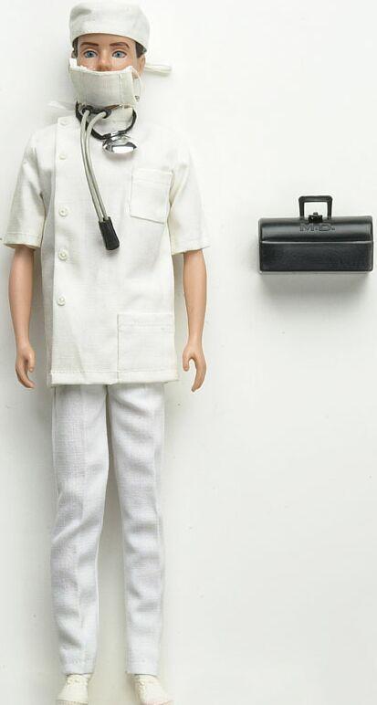 Doctor Ken, 1960's