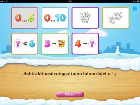 Räkneknep är ett verktyg för att träna talområdena 0-5 och 0-10 inom addition och subtraktion. Man tränar även att räkna på fingrarna, att r...