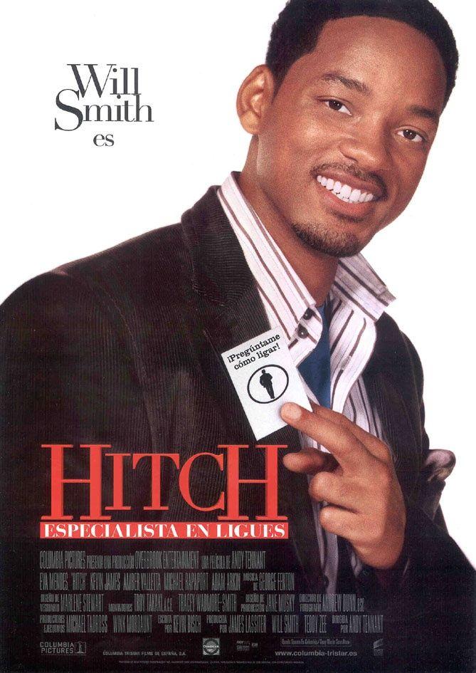 Cartel Español de Hitch, especialista en ligues