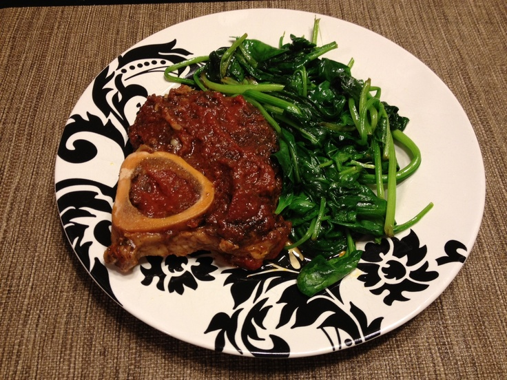 Slow Cooker Osso Bucco