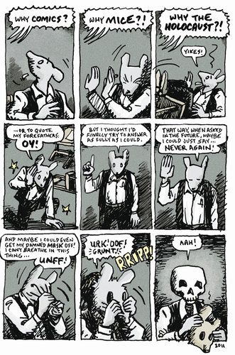 """This book, commemorating the 25th anniversary of """"Maus,"""" includes an expansive interview with Art Spiegelman and an exhaustive collection of archival material."""
