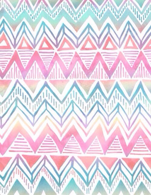 rainbow aztec wallpaper: Iphone Wallpapers, Screen, Tribal Wallpaper ...