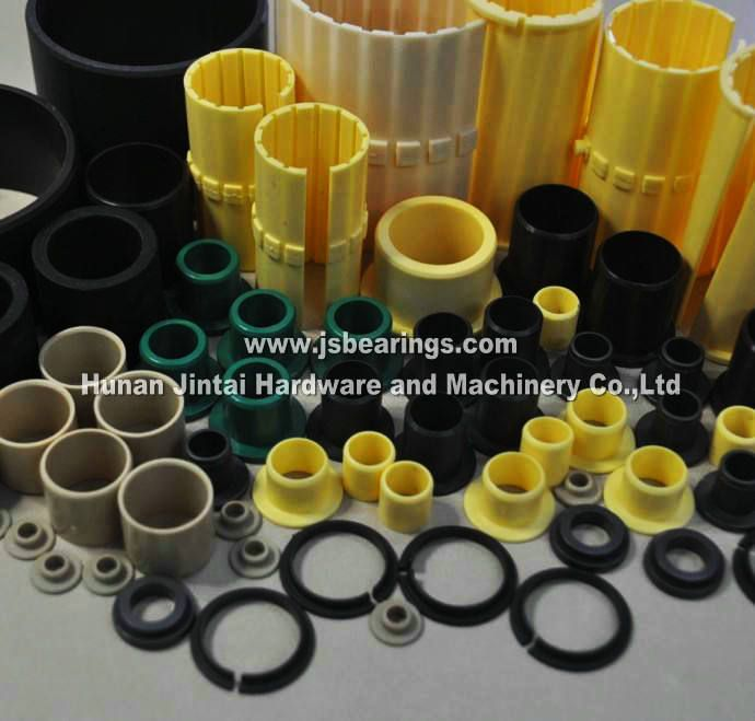 Engineering plastic bearing and metal composite bearing difference