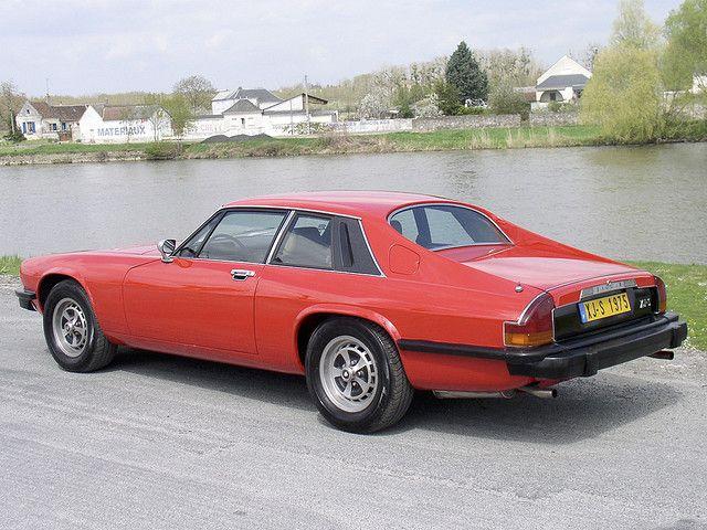 jaguar xj s coupe 1975